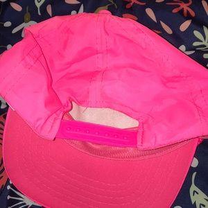 Accessories - Vintage neon pink SnapBack 6870f8b285c